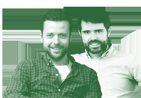 Foto de Albert Castells & José López